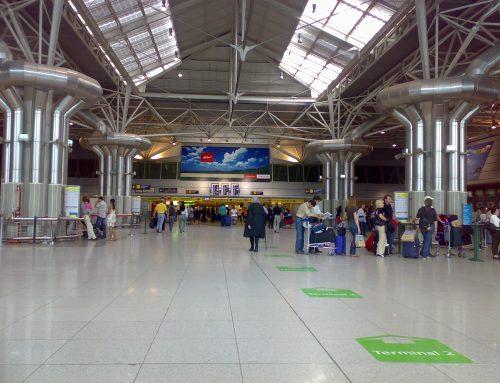 Lisbon Airport, Portugal
